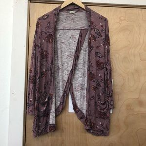 Eyeshadow Women's Cardigan